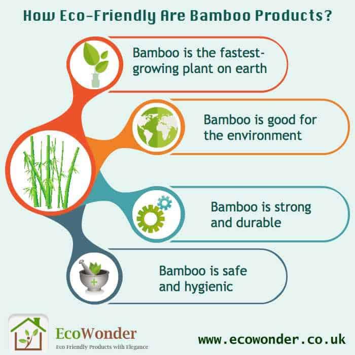 eco-friendly bamboo